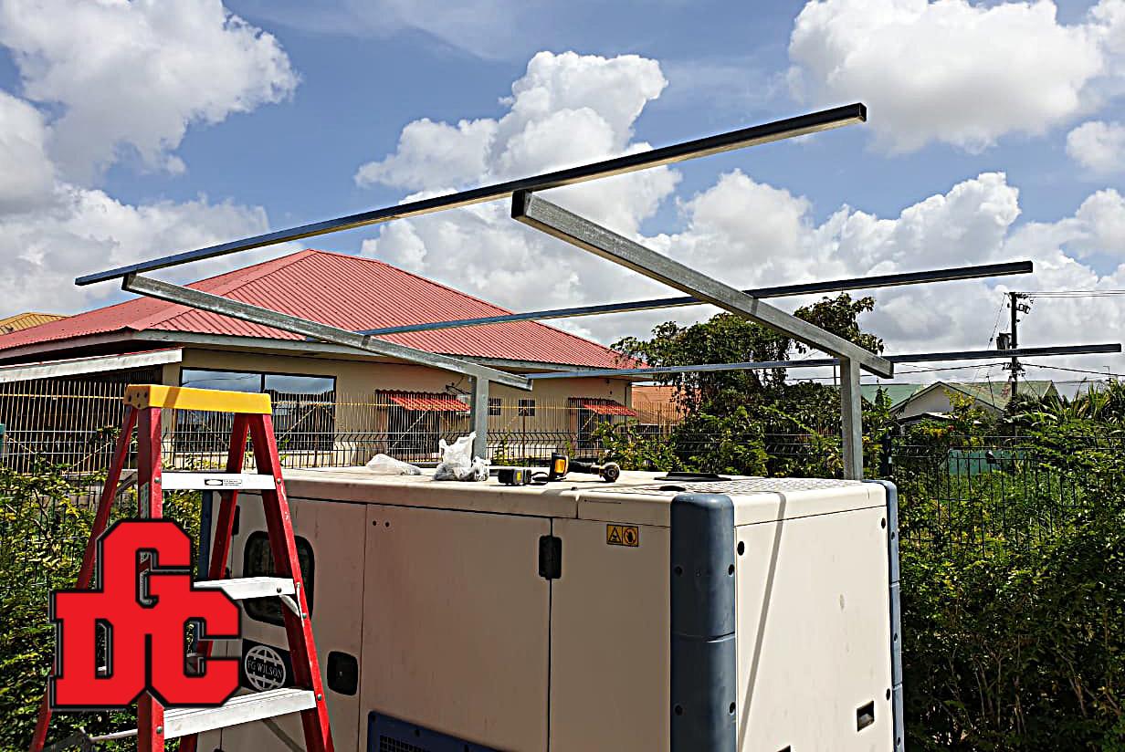 Constructie op maat in Suriname