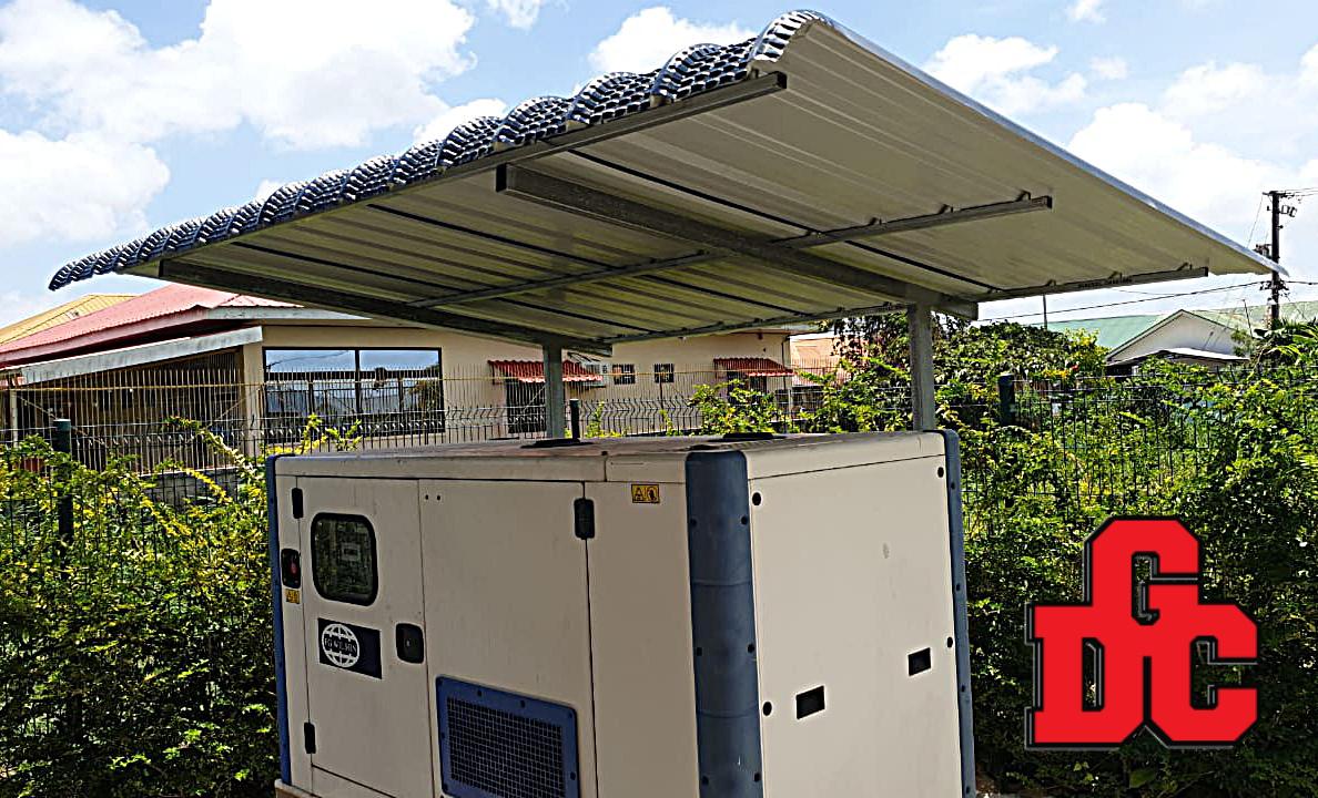 Dak Constructie op maat in Suriname