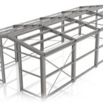 bedrijfshallen constructie in suriname